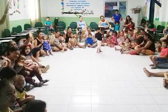 ONG Ceacri promove celebração da vida para as crianças da I infância inscritas no apadrinhamento