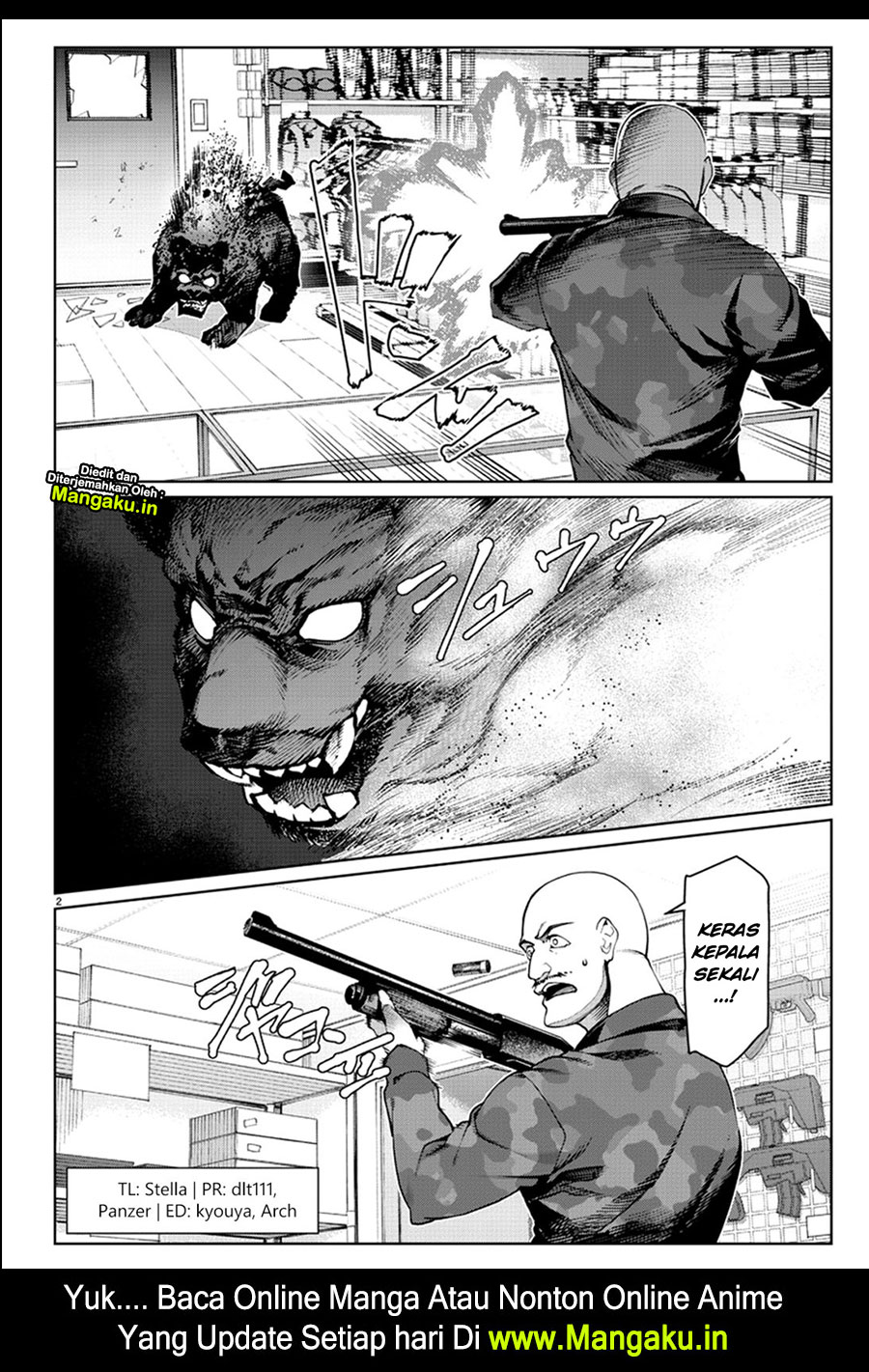 Darwin's Game Chapter 71-4