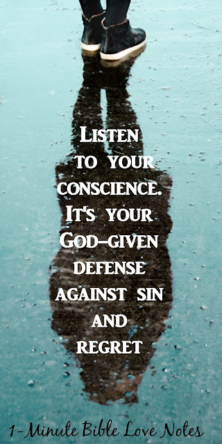Seared Conscience, 1 Timothy 4:2; Ephesians 4:19