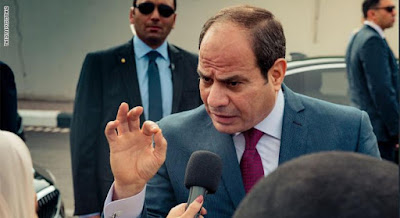 الرئيس السيى, شهداء سيناء, الشهداء,