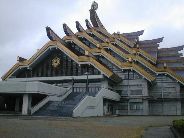 奇妙すぎる?新興宗教のちょっと変わった建築物6つ【c】 世界真光文明教団
