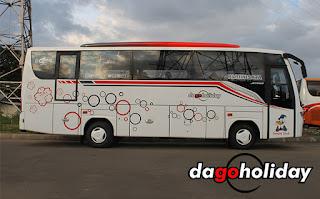 Bus Pariwisata Bandung Travel Murah