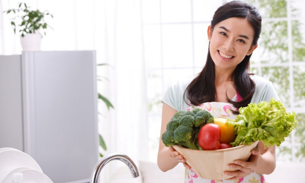 Menu Diet Sehat Kaya Zat Besi