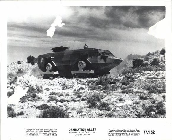 Space1970 News Battle Beyond The Stars And Damnation Alley In 2011