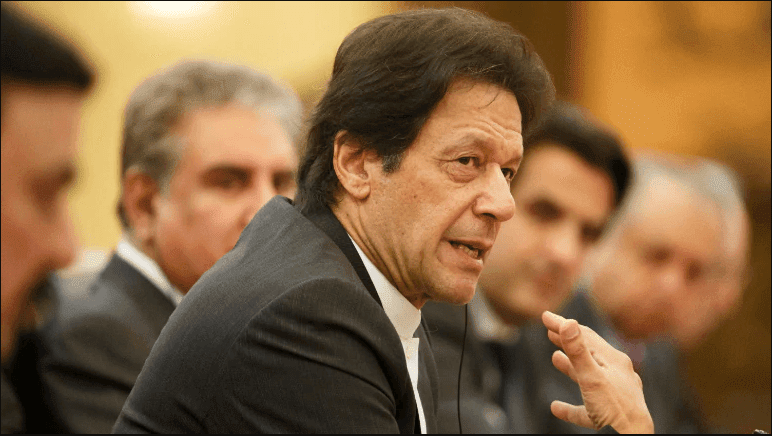 PM Imran Khan Says War threat over