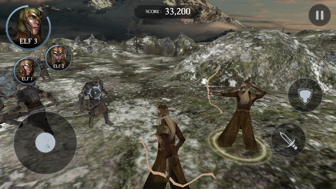 Fight for Middle-earth MOD APK