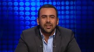 بأمر من أبو هشيمة يوسف الحسيني يعود مرة أخرى بعد انقطاعه عن العمل لقناة أون تي في