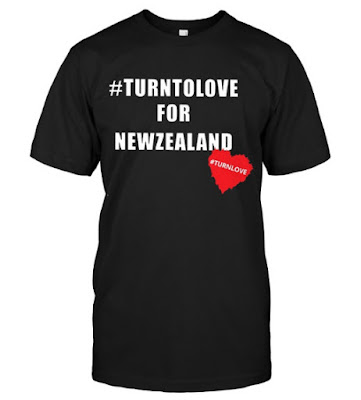 Turn On Love For New Zealand T Shirts Hoodie Sweatshirt.