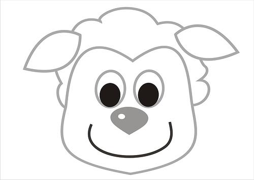 Mascaras De Animais Para Colorir E Recortar Atividades Pedagógicas