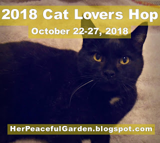 2018 Cat Lovers' Blog Hop
