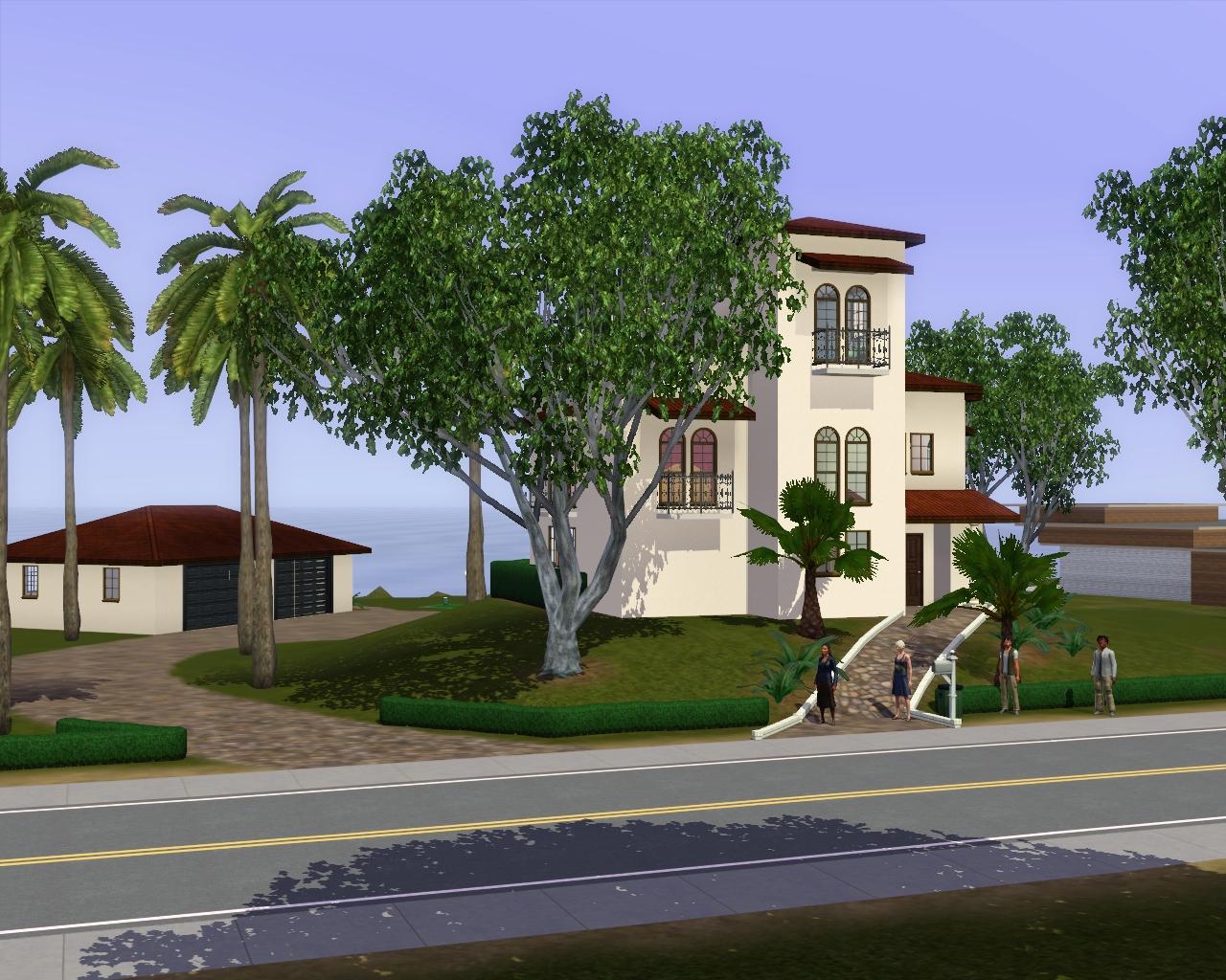 Summer's Little Sims 3 Garden: Starlight Shores (The Sims 3