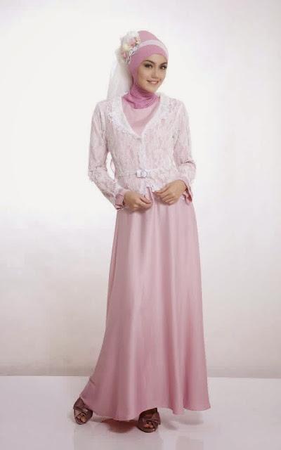 Model Baju Kebaya Gamis