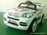 Mobil Mainan Aki Pliko PK9808N New BMW X5 Ukuran XXL (Extra Extra Large)