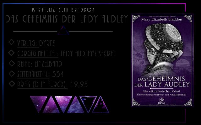 [Rezension] Das Geheimnis der Lady Audley - Mary Elizabeth Braddon