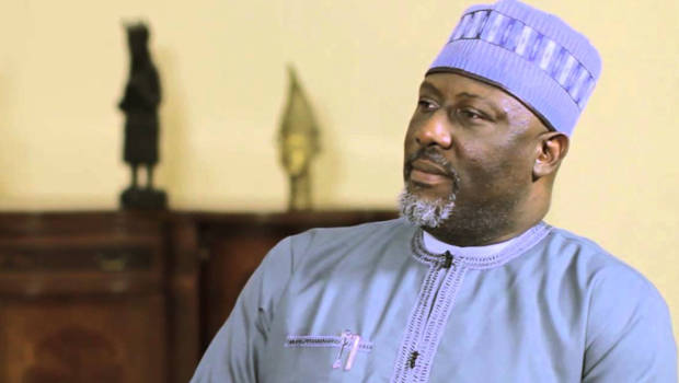 Look At The Question A Follower Asked Dino Melaye