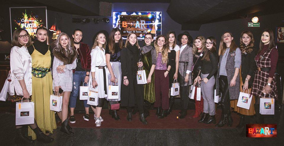 Goodie bag-urile primite de noi, bloggerii ieseni si nu numai, la editia a doua de Bazart