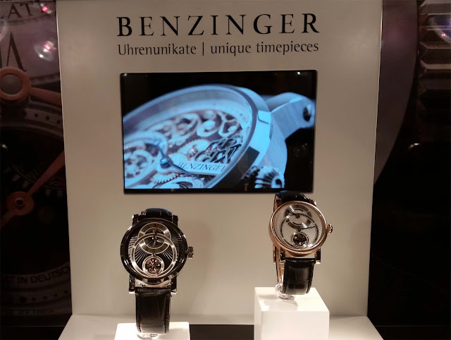 Benzinger watches