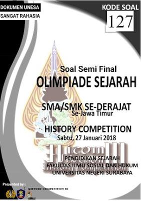 Soal Semifinal HICOM Season III