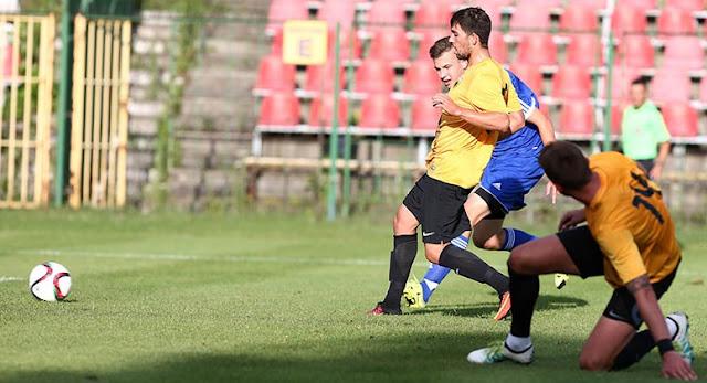 ΑΕΚ - ΜΚΡ Pogon 3-0 (φιλικό)