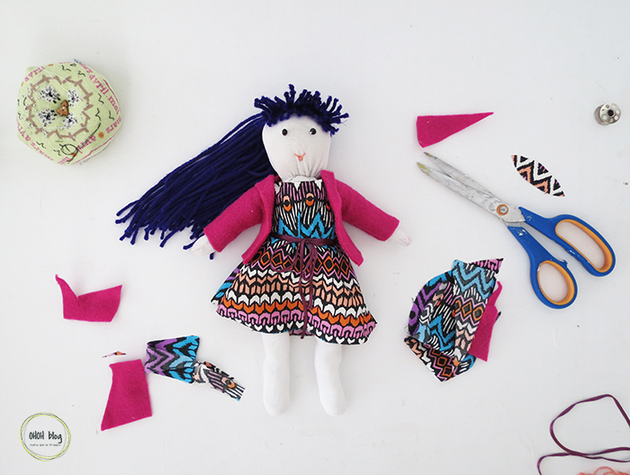 How To Make A Sock Doll Ohoh Deco