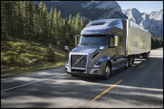 Volvo Trucks' design team recently received a Silver Design Excellence Award from the Industrial Designers Society of America (IDSA), recognizing their work on the new Volvo VNL series, during IDSA's annual International Design Excellence Awards, the world's most prestigious and rigorous design competition.