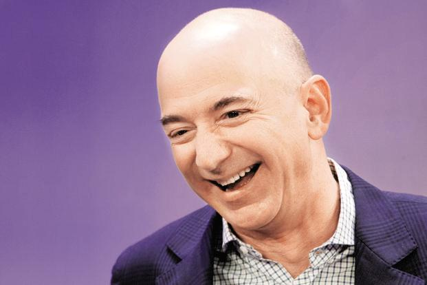 richest person of the world Jeff Bezos