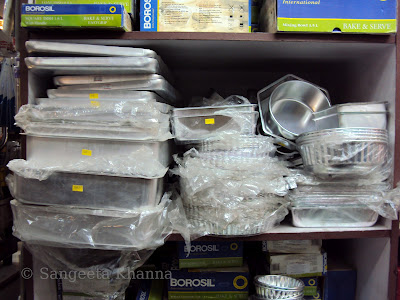 baking utensils in Delhi