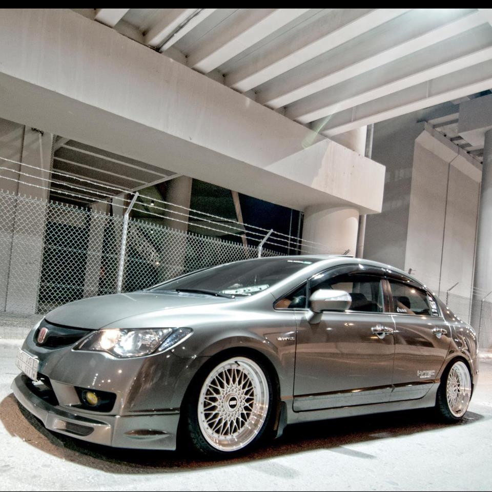 Modified Cars: Modified Honda Civic Reborn In KSA