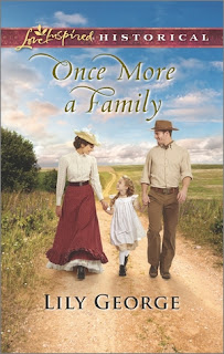 Heidi Reads... Once More a Family by Lily George
