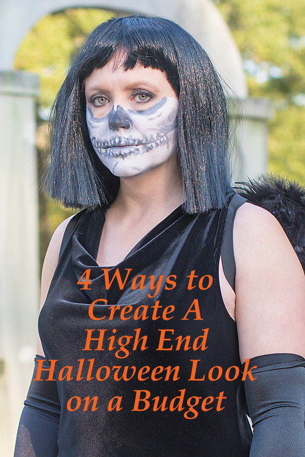 How to create a high end Halloween look on a budget