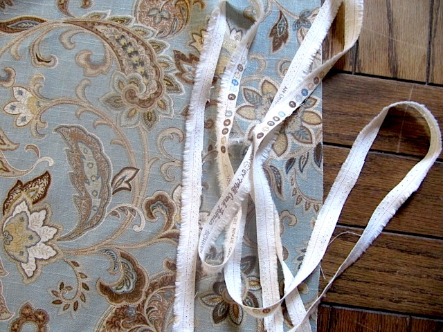 Sew Many Ways How To Make Lined Drapes Picture Tutorial