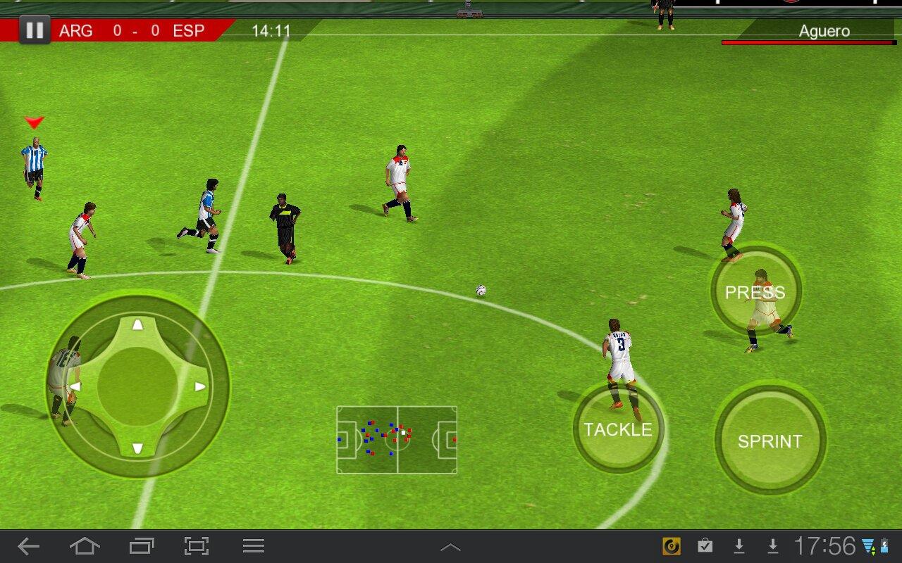 download game apk real football