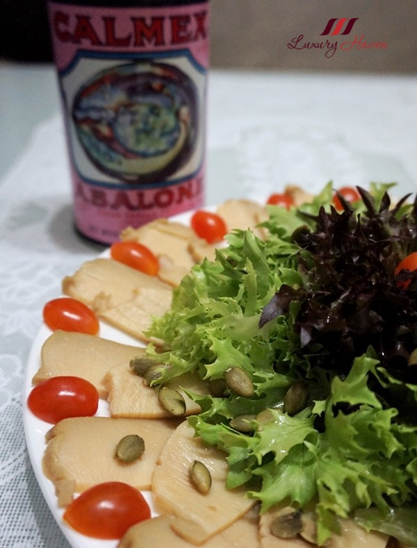 chinese new year calmex abalone salad recipe