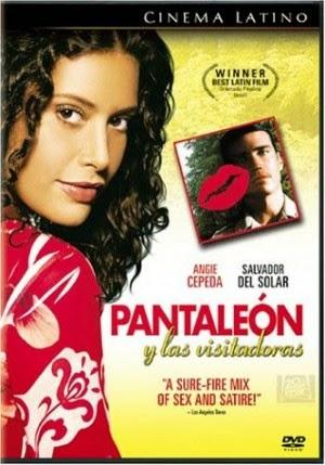 PANTALEÓN Y LAS VISITADORAS (1999) Ver online – Latino