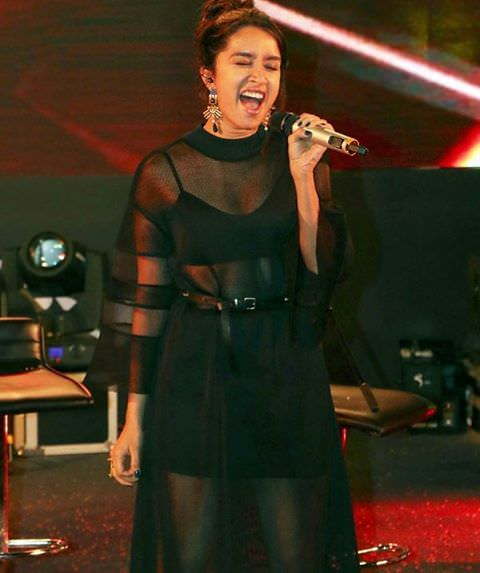 Shraddha Kapoor Stills at Rock On 2 Trailer Launch