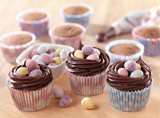 Cupcake, Detalles de Pascua