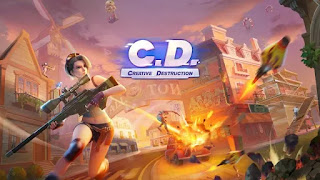 Creative Destruction Apk Mod