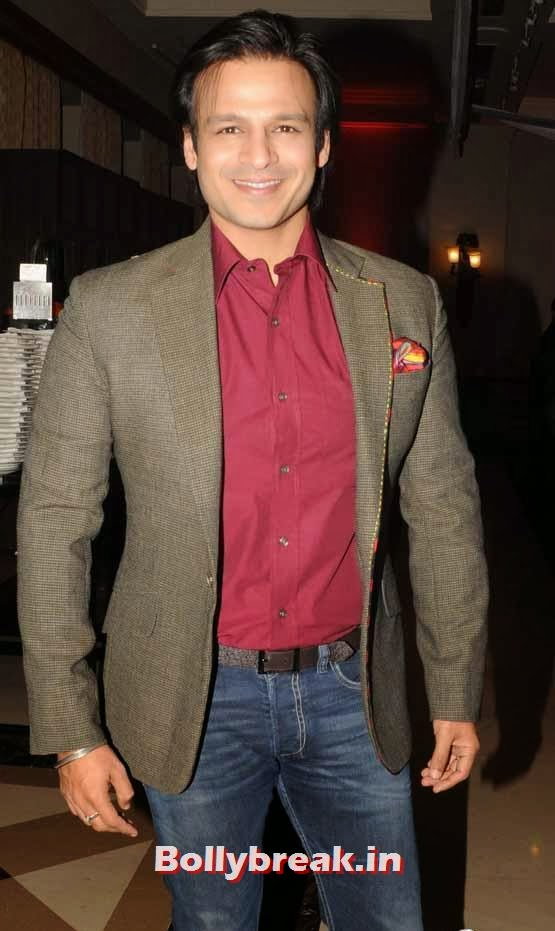 Vivek Oberoi, Page 3 Celebs at Rohit Varma's A Beautiful You Inside Out Show