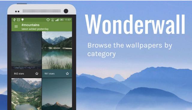 Download Aplikasi Wallpaper Gratis Terbaik untuk Android 7