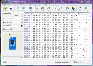 Bios laptop asus 1015BX halaman pertama