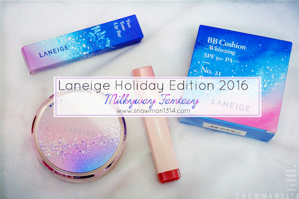 Milkyway Fantasy - Laneige Holiday Edition 2016