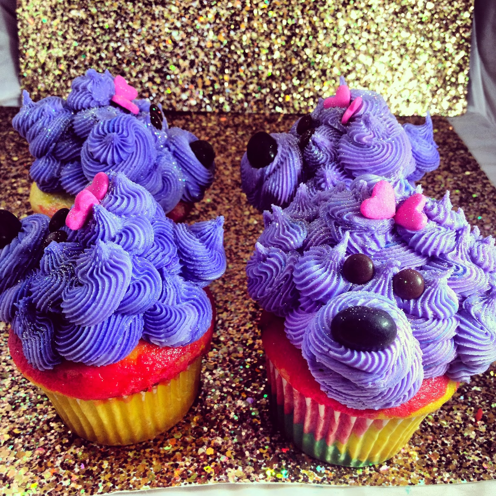 .Amanda Cupcake. Sweet Dreamer ♥: Cotton Candy Cupcake Recipe
