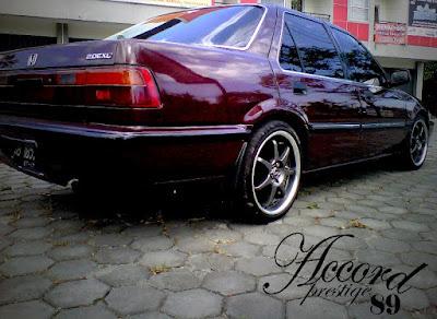 Accord Prestige 89