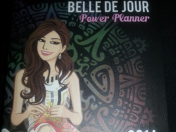 The Perfect Planner Companion for 2014: Belle de Jour Power Planner