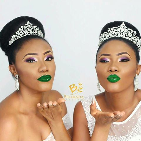 Green lips challenge: Green for kidney cancer  on World kidney cancer day (PHOTOS)