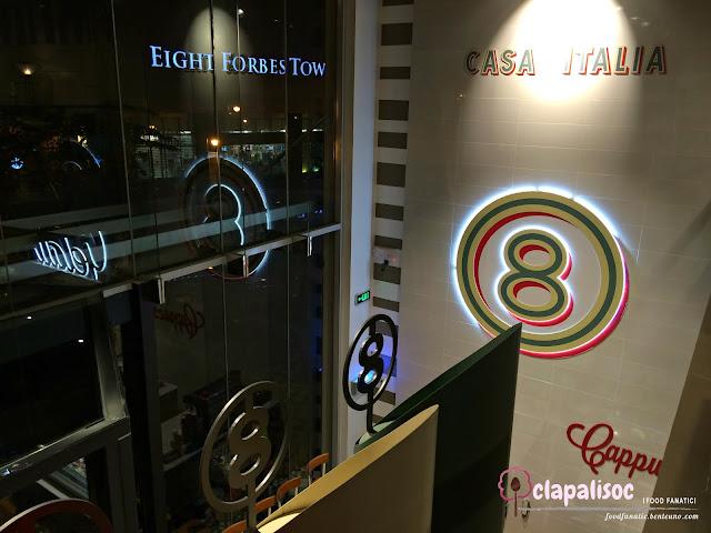 Casa Italia Forbes Town BGC