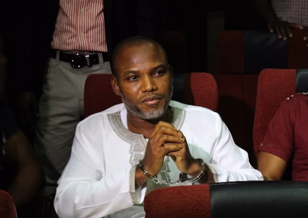Nnamdi Kanu Fulfils Bail Condition