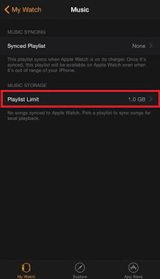 How to Sync transfer Music itunes Apple Watch