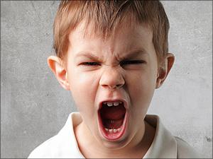 hoe omgaan met schreeuwen kind