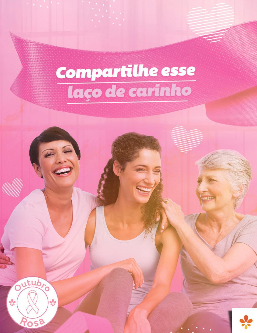 Hapvida promove ações em alusão ao Outubro Rosa nesta sexta-feira e sábado 1a390fabd55ad